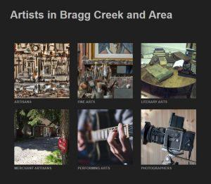 Arts In Bragg Creek